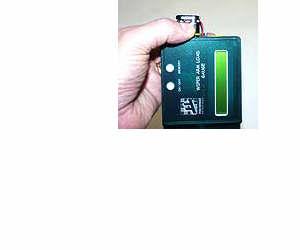 Dynamomètre pour bras d'essuie-glaces 00403-M